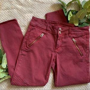 Maroon American Eagle Pants
